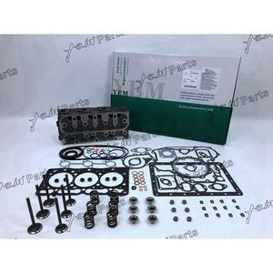 D1005 Complete Cylinder Head With Cylinder Head Gasket Set For Kubota