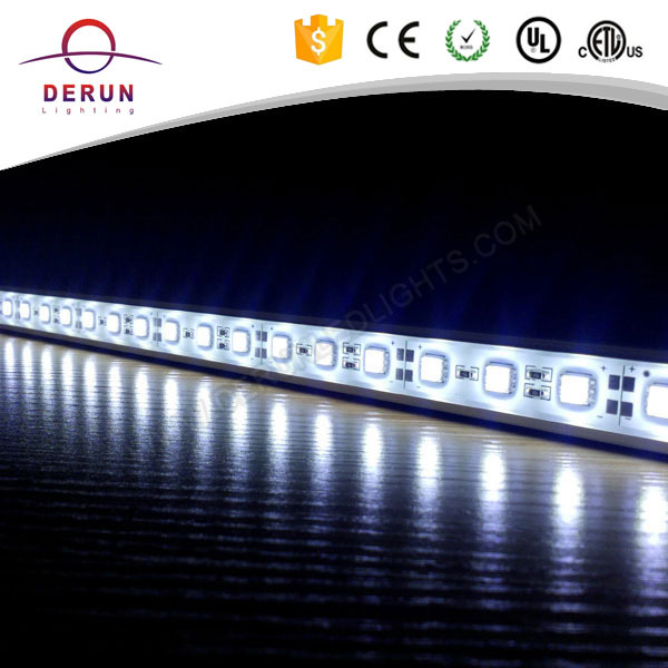 24V 24W/m IP67 silicon tube colorful led neon rope 2835