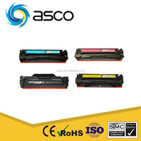 CF400X (201X) high yield Compatible Laser Color Toner Cartridge use for HP Color LaserJet M252 M277 Printer