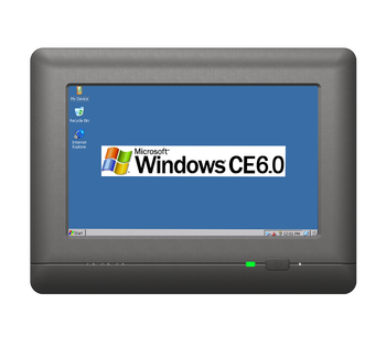 Lilliput 7 inch Embedded Industrial Computer Touch Screen Terminal Linux/Wince Tablet Panel PC
