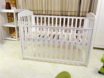 Australia Standard Foldable Wooden Baby Cot