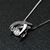 Diamond Jewelry 925 Sterling Silver Jewelry Gemstone Pendant WLP338