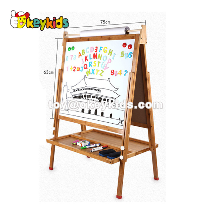 wholesale DIY wooden kids drawing toys for education W03A078