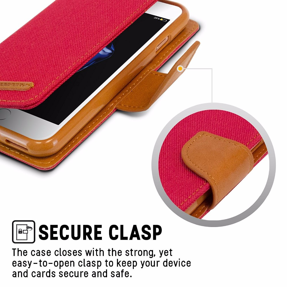 Phone Cover For Samsung C9 Progoospery Wallet Goospery Note 5 Bravo Diary Case Gold Iphone 7 Plus Canvas Back Covers