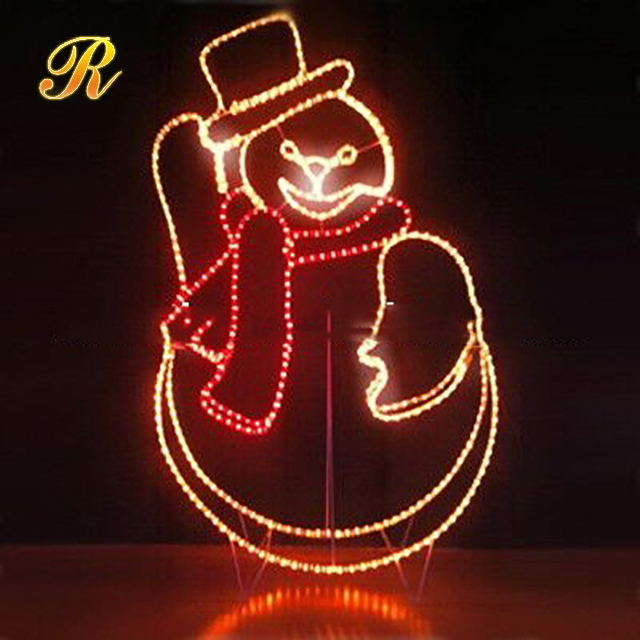 Led rope light santa claus with bike for christmas decoration buy led rope light santa claus with bike for christmas decoration aloadofball Choice Image