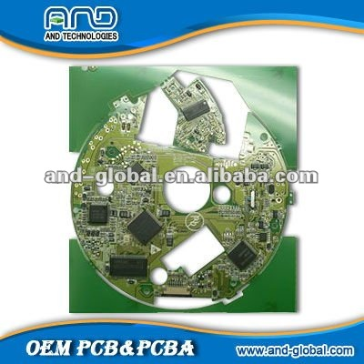 Car DVD PCBA motherboard,SMT&SMD PCB Assembly