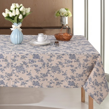 Custom 6ft table cloth cotton linen tablecloth custom fitted table cloth