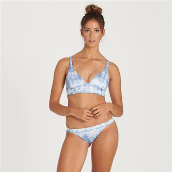 China Swimwear Manufacturer Custom Logo Sheer Sexy Slim Bikini