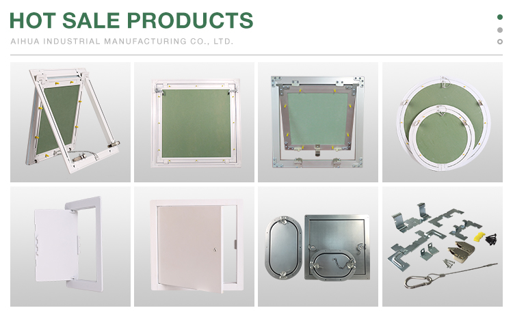 wholesale aluminum profile ceiling drywall access panel