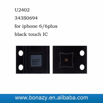 sports shoes 16ef3 c3801 For Iphone 6 Plus & Iphone 6 Touch Screen Digitizer Ic Chip U2401 U2402  Black Silver - Buy 343s0694 Ic,U2402 Ic,U2401 Chip Product on Alibaba.com