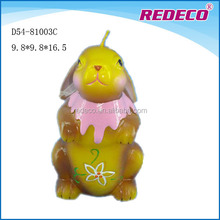 2017 spring animal shaped candles for sale