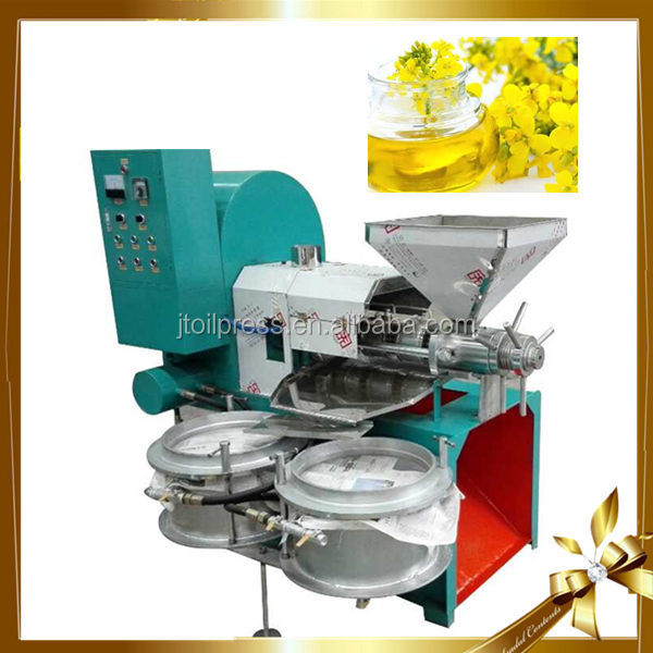 Indonesia market factory price small crude cooking oil press company
