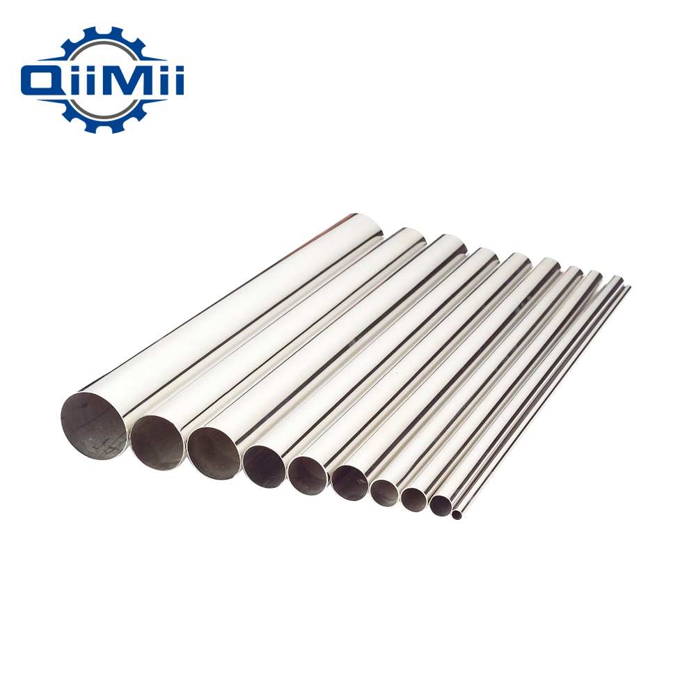 Mirror Polished Sanitary Welded 304 316L <strong>Stainless</strong> Steel Tube