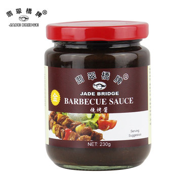 Hot Selling 230g Barbecue Sauce China Supplier