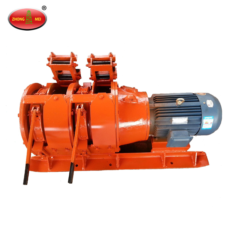 Explosion-proof Mining two drum winch scraper