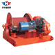 brake system for anchor drum long cable winch