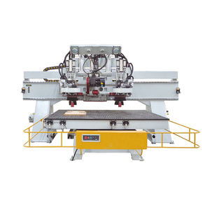 2440*1600mm working table size 3D cnc router wood carving machine