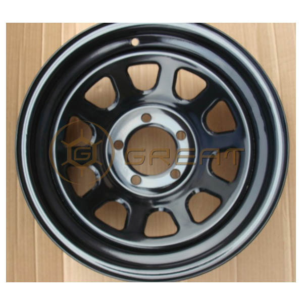 Rv/suv Wheel Steel 4x4 Rims 16x8 16x10 16x12 16x14