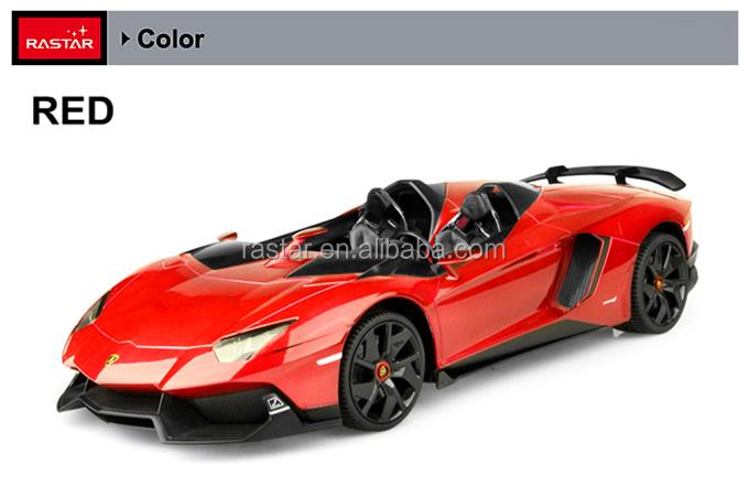 Rastar High Speed Lamborghini Powerful 1:12 Scale Rc Car Radio ...