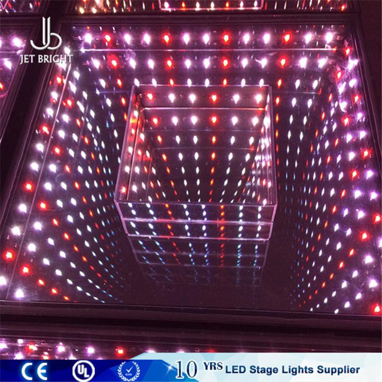 führte glas Tanzfläche unendlichkeit 3d bodenbelag preise-LED ...