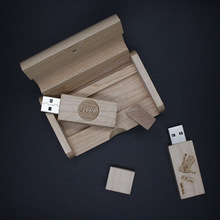 Paypal accept Best price High quality engraving logo wood usb flash drive/wood usb key