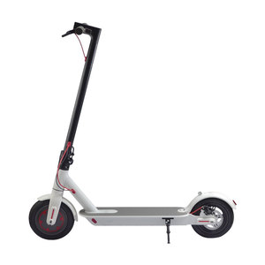 2018 GPS sharing 8 inch kick e scooter foldable electric scooter two wheel for adult