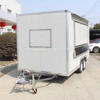 Global Best-selling individualized Multifunctional Street Snack Trailer/Mobile Food Cart/ Fast Food Truck
