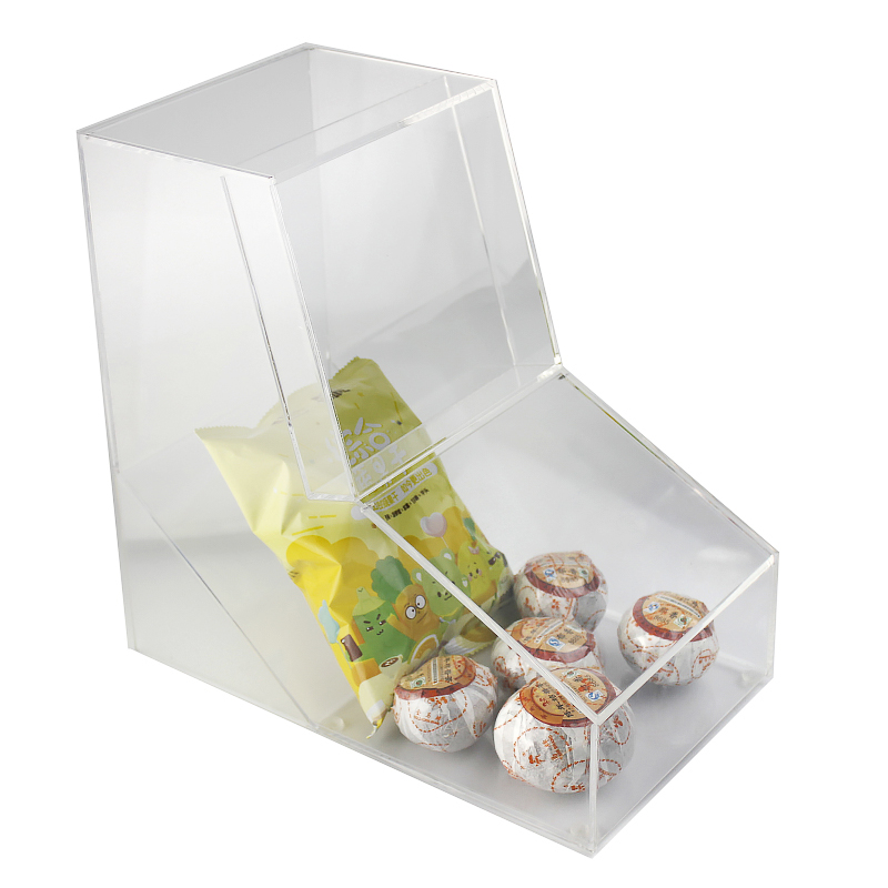 Marketing Holders Acrylic Bulk Bread Storage Display Case Bakery Pastry Cookies Bagel Cupcake Candy box