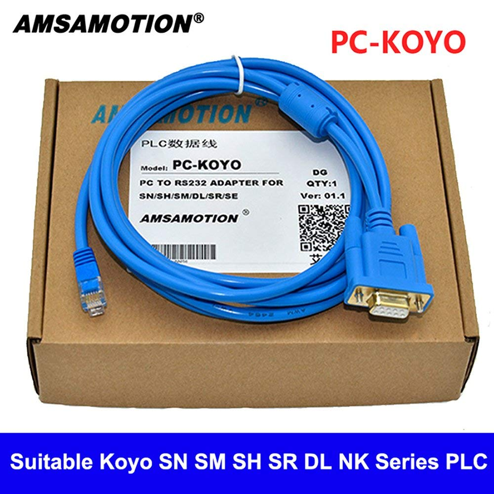 Automation Direct Koyo USB D2-DSCBL Programming Cable DL Click Direct Logic 6ft