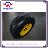 16 inch PU polyurethane wheelbarrow tire