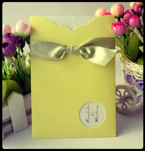 Free Sample Wedding Card & Customized Invitation Card & Decoration ...