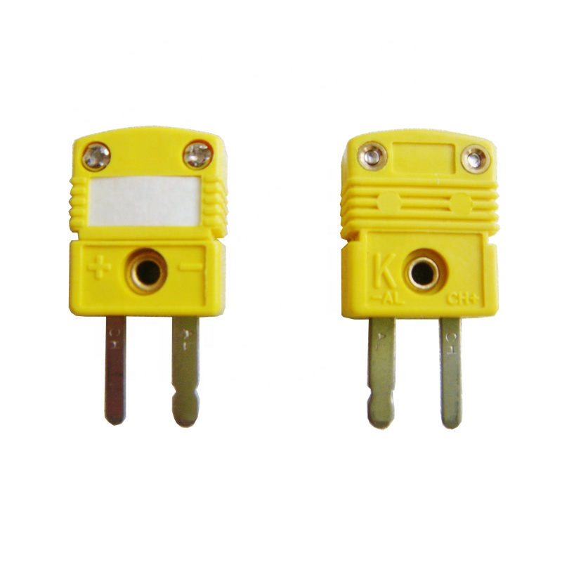 Mini Type K SENRUIKE Connecteur de Thermocouple
