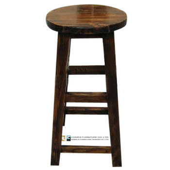 JBS Solid Wood Cheap Used Bar Stools
