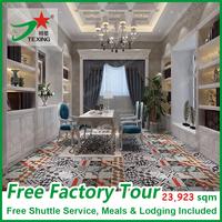 T2512 Artificial encaustic cement tiles/Handmade encaustic cement tiles / Handcrafted glazed cement tiles