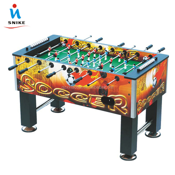 The Latest Telescopic Soccer Table And Electronic Scorer Football