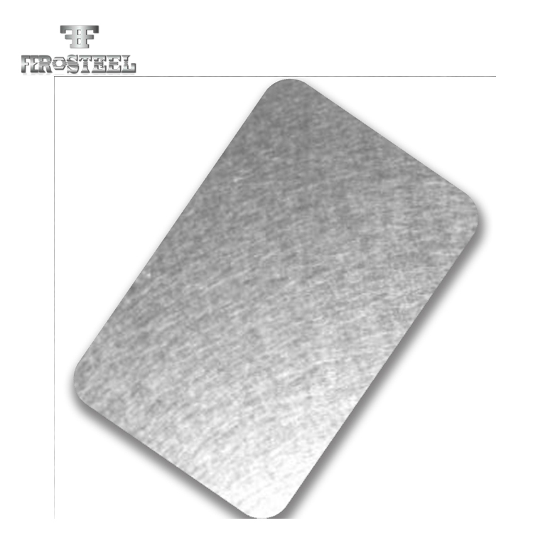 Customized colored inox 4*8ft vibration stainless steel sheet