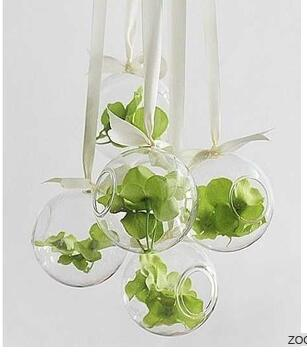 dia10mm 12mm 15mm 20mm round Glass Flower Vases for hanging with an Opening Round Bottom, for Planting & <strong>Decorating</strong>