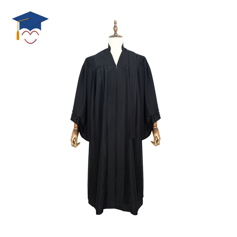 Wholesale Best Quality Barrister gown Lawyer robe