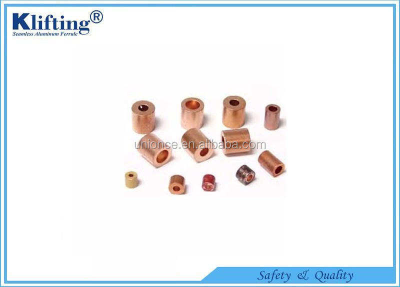 Round Copper Soldered Ferrules - Buy Round Copper Soldered Ferrules ...