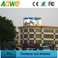 Outdoor led video screen/Large led board P10 P8 P6 P5 P4 P16 for school/government