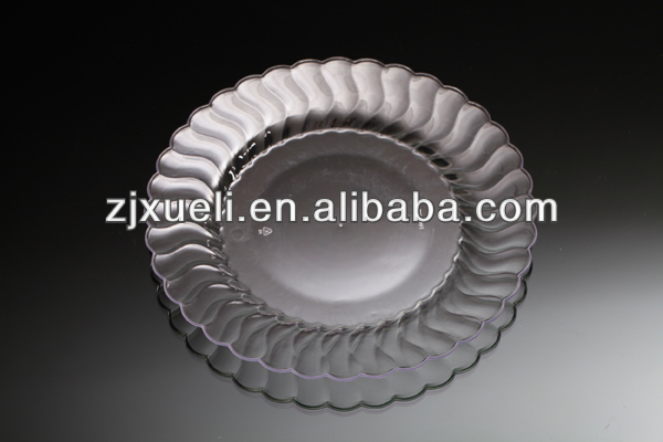 Wholesale TablewareDisposable Plastic PlatesRestaurant Serving ... Wholesale Tableware Disposable Plastic Plates Restaurant Serving & Mesmerizing Wholesale Clear Plastic Plates Gallery - Best Image ...