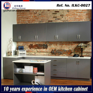 Modern high gloss kitchen cabinet laminate kitchen cabinet rta kitchen cabinet