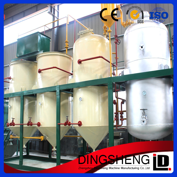 China manufacturer crude oil refinery installation companies