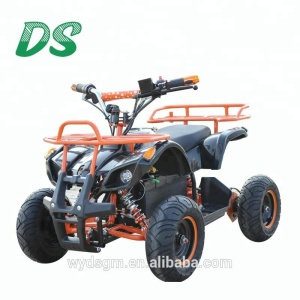 Newest 48v 500w mini Electric quad bike,electric ATV for kids or adults