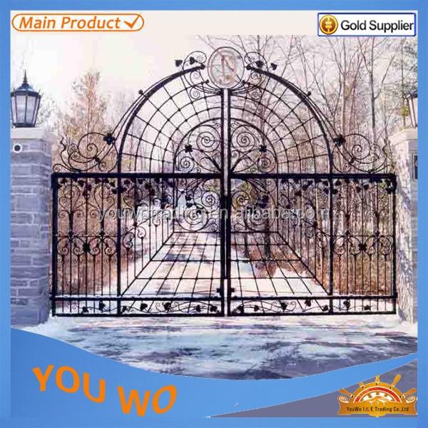 Decorative Fencing Price Main Gate Design