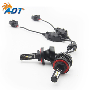 New RGB Luxen ZES CR S1 S2 P7 E90 car led headlight H4 H13 H7 H11 With CE E-mark Certificate