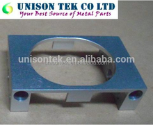 aluminum cnc machining parts and Professional cnc milled metal parts machining for laser optical parts
