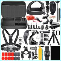 Hot Selling Wholesale Factory Price Camera Accessories kit for xiaomi yi 4k action Cam GoPro