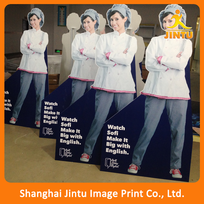 Cheap price outdoor advertising pvc foam sign boards free standing