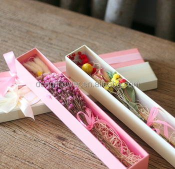 Business Festival Party Birthday Lover Dried Flower Gift Box